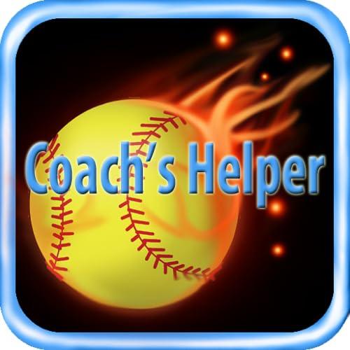 Softball Clipboard & Scoreboard (for Kindle, Tablet & Phone)