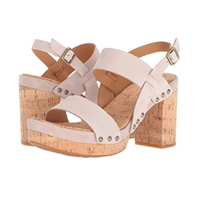 Kork-Ease Palmdale (Light Pink Suede) High Heels