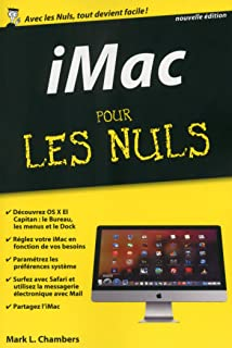 Mac, iMac, MacBook pour les Nuls poche (French Edition)