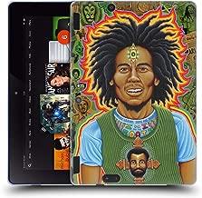 Official Chris Dyer Bob Marley Roots Portraits Soft Gel Case Compatible for Amazon Kindle Fire HDX 8.9