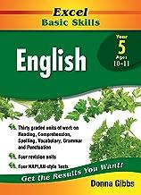 Excel Basic Skills Workbook: English Year 5