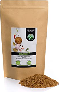 comprar comparacion Semillas de fenogreco (500g), 100% naturales, veganas y sin aditivos, fenogreco en granos