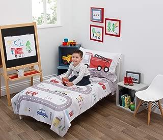 toddler car bed set