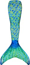 Fin Fun Mermaid Tail for Girls, Boys, Kids & Adults - Monofin for Swimming Not Included