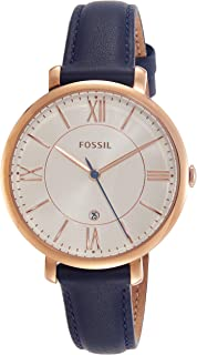 (Renewed) Fossil Jacqueline Analog Silver Dial Women's Watch - ES3843#CR