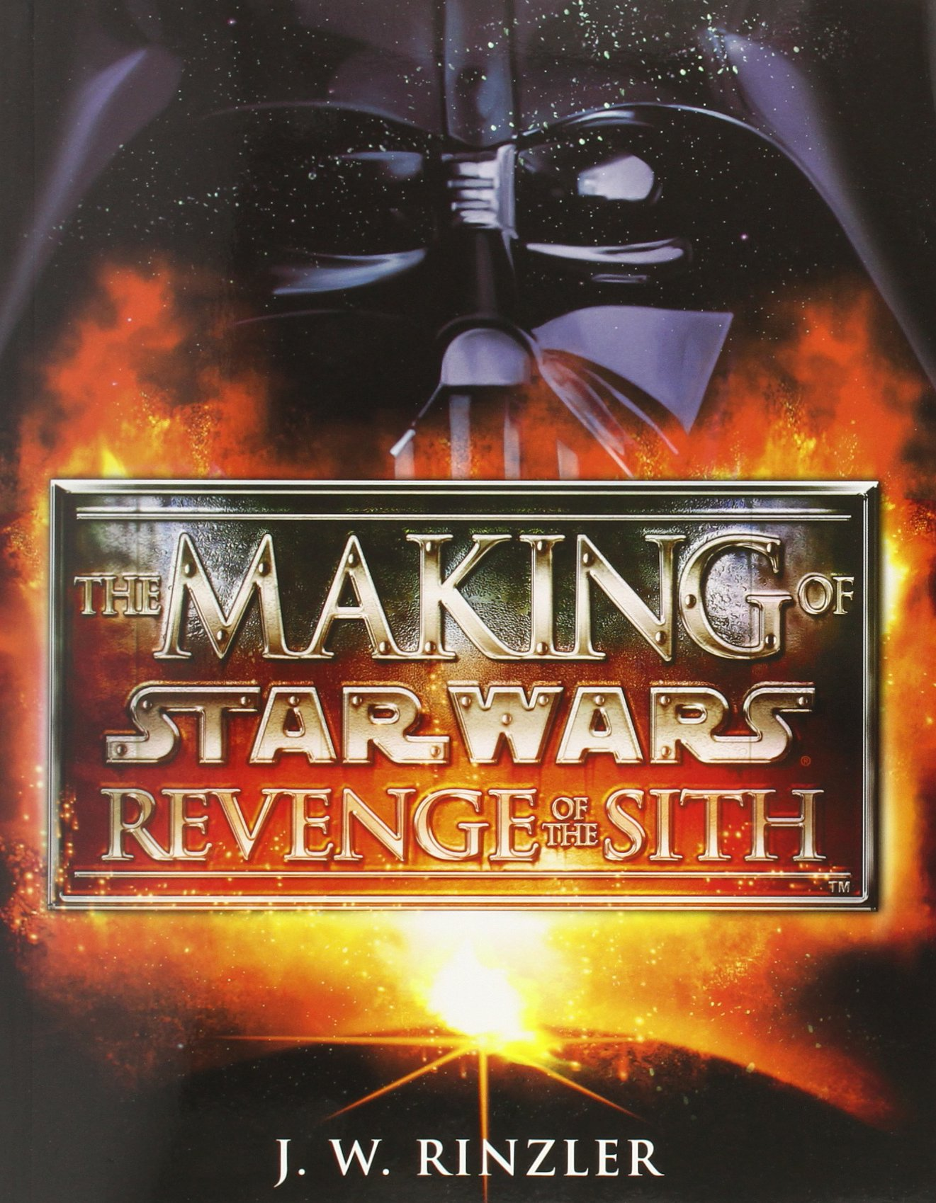 The Making Of Star Wars Episode Iii Revenge Of The Sith Buy Online In Chile Missing Category Value Products In Chile See Prices Reviews And Free Delivery Over Clp50 000 Desertcart