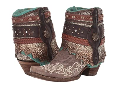 Corral Boots A3690 (Brown) Women