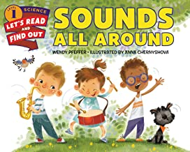 Sounds All Around (Let's-Read-and-Find-Out Science 1) (English Edition)