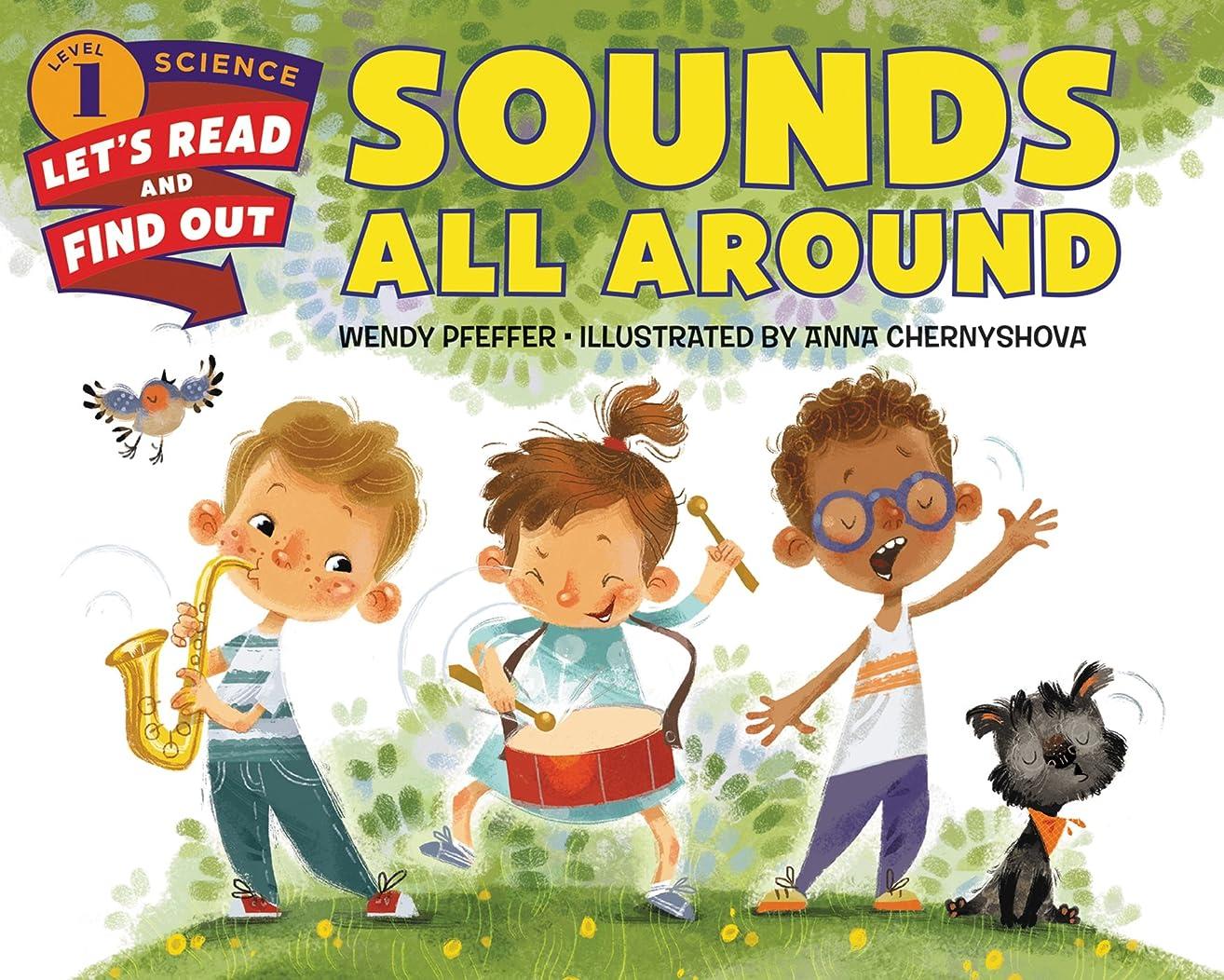 清めるデコラティブ増幅器Sounds All Around (Let's-Read-and-Find-Out Science 1) (English Edition)