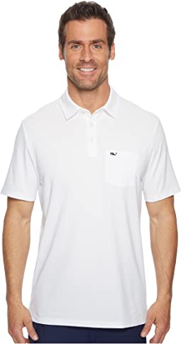 5b0b50fcd90ff7 Vineyard vines classic pique polo thistle | Shipped Free at Zappos