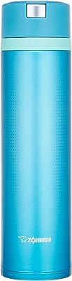象印 ( ZOJIRUSHI ) 水筒 ステンレスマグ 600ml マリンブルークイックオープン&イージーロック SM-XB60-AM