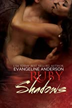 Ruby Shadows: (Paranormal Witch Demon I/R Romance) (Born to Darkness Book 3)