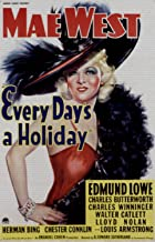 Odsan Gallery Every Days A Holiday, Mae West & Edmund Lowe, 1937 - Premium Movie Poster Reprint 16