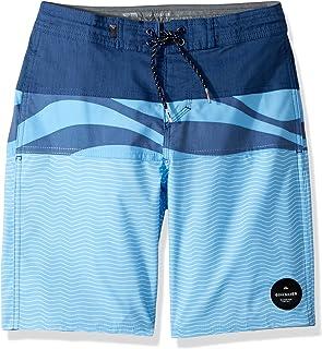 Quiksilver SWIMWEAR ボーイズ US サイズ: L カラー: ブルー