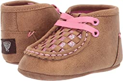 abb59e426de New. Tan Pink. 1. M F Western Kids. Lauren (Infant Toddler)