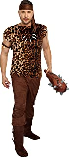 Men's Cave Man Costume Set