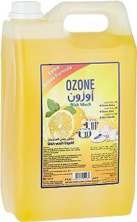 Ozone Dish Wash Liquid, 5 Ltr