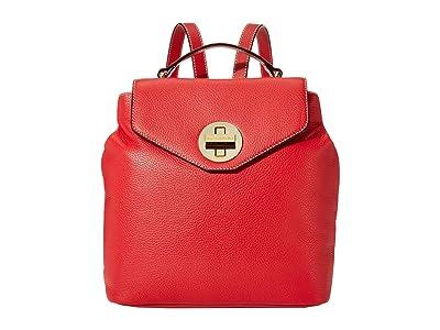 Frances Valentine Midge Backpack (Red) Backpack Bags
