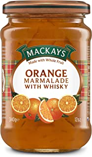 Mackays Orange Marmalade with Whisky, 12 Oz