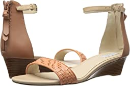 Nectar Genevieve Weave/Mocha Mousse Leather/Nude Leather