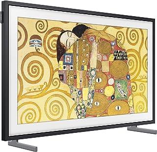 """Samsung T32LS03 The Frame QLED 4K 2020 - Smart TV de 32"""", Resolución 4K UHD, HDR 10+, Inteligencia Artificial 4K, Multi View, Ambient Mode, One Remote Control, Soporte de pared No Gap Incluido"""