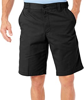 Lee Men's Comfort-Waist Flat-Front Short