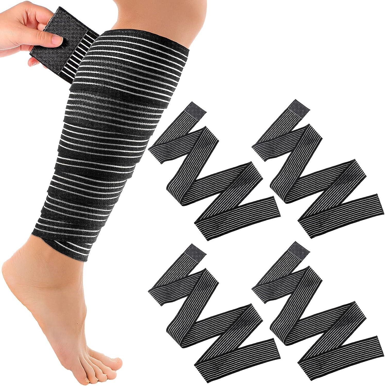 Elastic Calf Compression Bandage Men Leg Sleeve Limited time cheap sale Philadelphia Mall for
