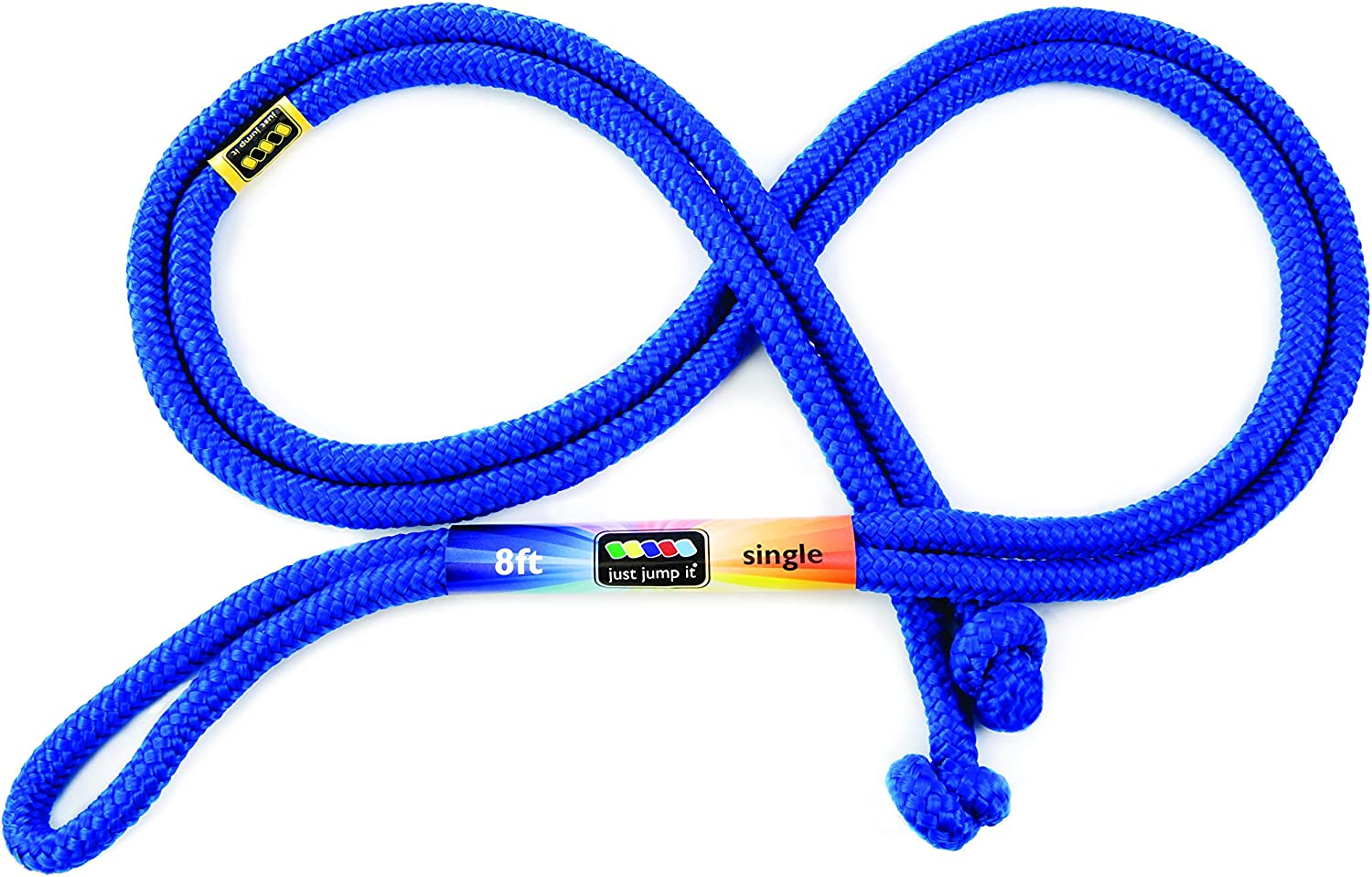 Just Jump It 8 Industry No. 1 Foot Single Over item handling ☆ Outdoor - Active Rope Fitn Youth