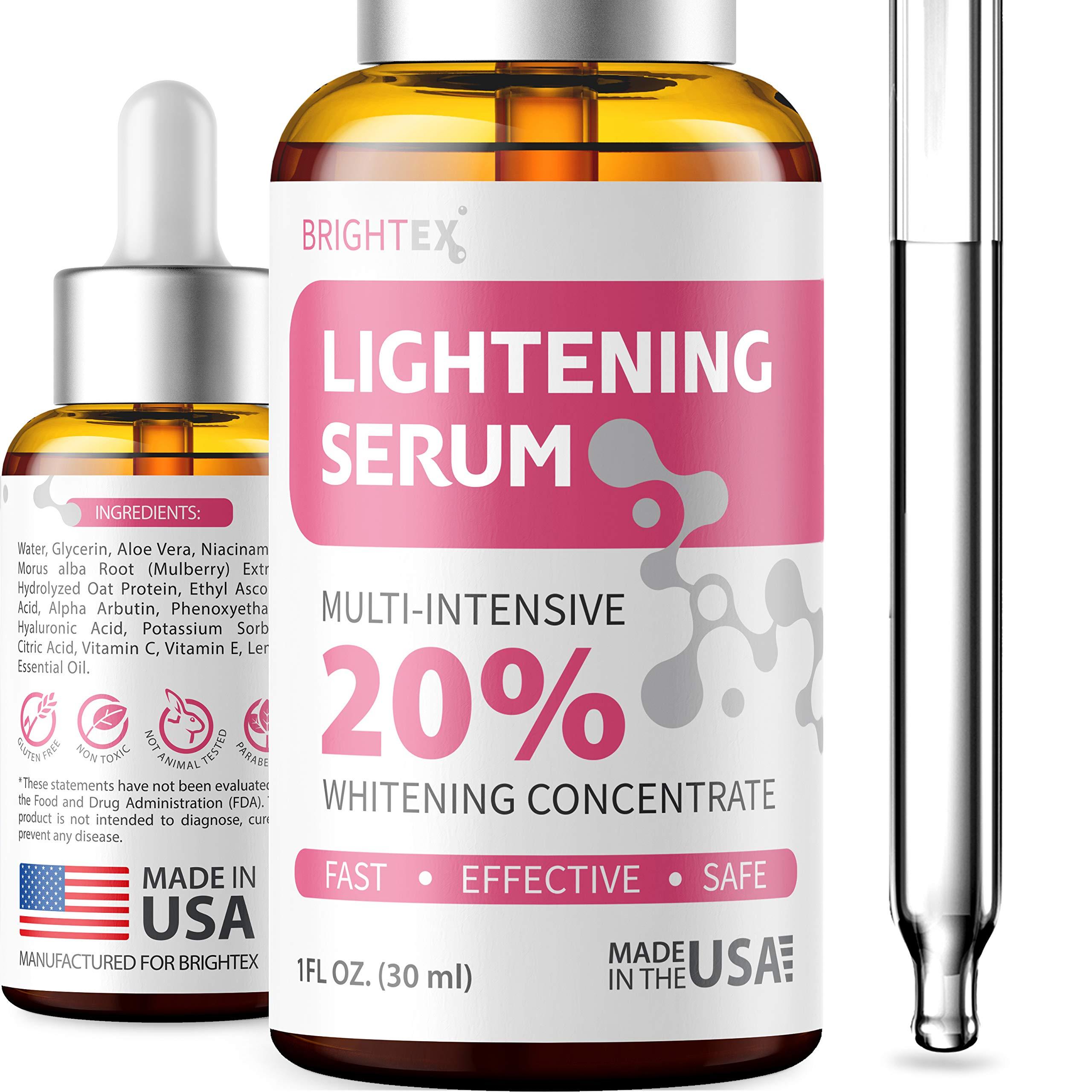 Brightening Serum Niacinamide Hydroquinone Hyperpigmentation