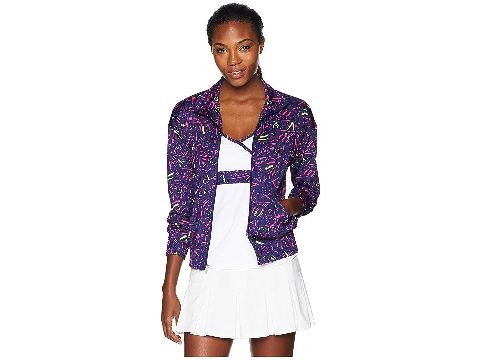 Eleven by Venus Williams On Track Jacket (Prima Donna) Women's Coat