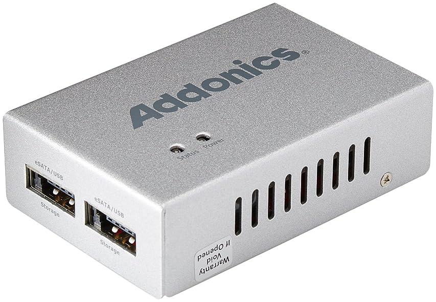 スキームトーナメント敵Addonics NAS 4.0 Adapter. NAS 4.0 ADAPTER FOR ESATA OR USB STORAGE. Gigabit Ethernet - 16 x Storage Device