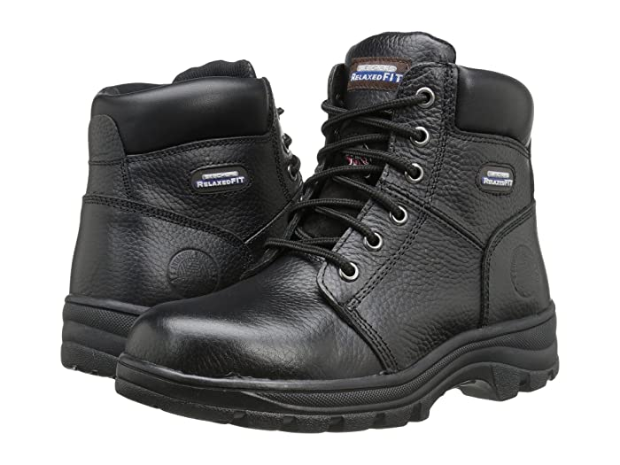 7d809de21c144 SKECHERS Work Workshire - Peril | Zappos.com