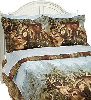 PDK Regency Deer Creek Complete Bed Set, Queen