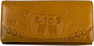 [野村修平] 長財布 なかよしふくろう 65602 レディース
