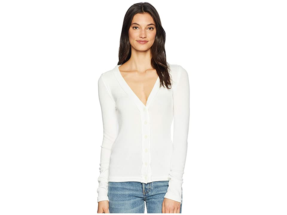 Free People Call Me Cardi (Ivory) Women