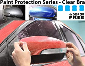 ZForce Perfect Fit PreCut Sheets Paint Protection Clear Bra Film Kit (Mirrors Only) for 2010-2011 Porsche 911 GT3, RS