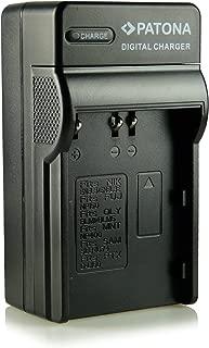 Batteria Patona caricabatterie casa//auto per Nikon D70s,D200,D80