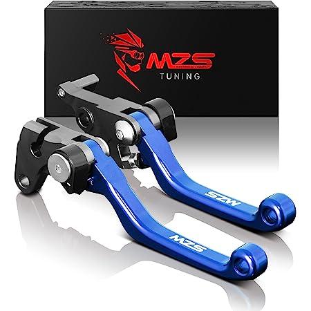 YZ250F YZ 250 F 2001-2006 Clutch Brake Levers CNC Blue Dirt Bike Off Road Motorcross for Yamaha YZ125 YZ250 YZ426F YZ450F 2001-2007
