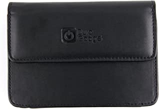 DURAGADGET Exclusive 5-inch Faux Leather GPS Wallet/Satnav Case in Black - Suitable for The Tomtom Start 55TM, XXL 540TM, Via 135 M Europe Traffic, GO Premium & GO Essential