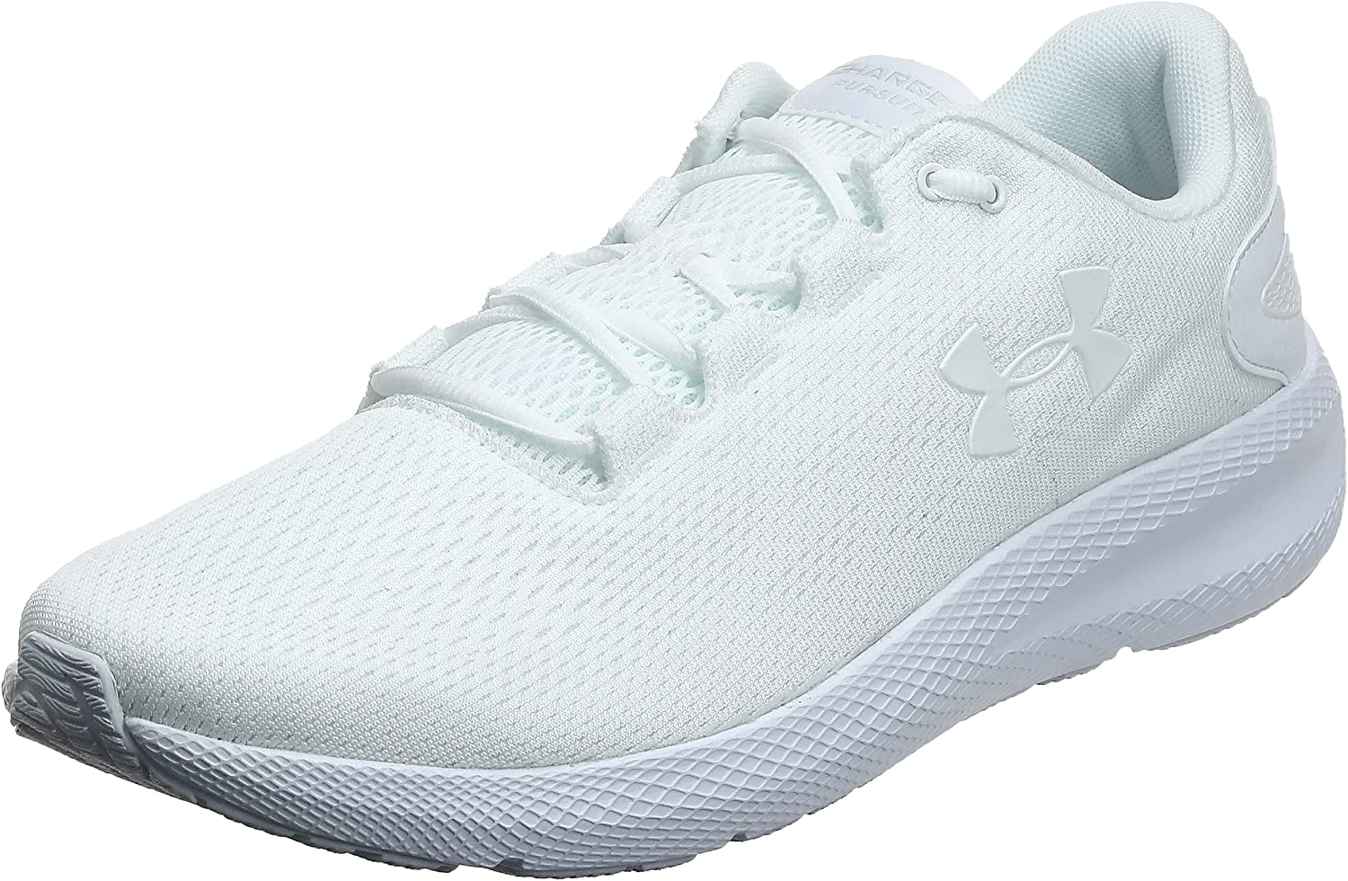 Under Armour Men's Charged Pursuit 2 Running shopping Shoe free 101 White W