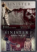 Sinister 2-Film Collection [DVD]