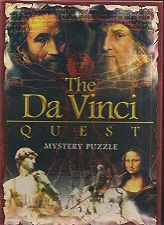Paul Lamond - The Da Vinci Quest 1000 Piece Jigsaw Puzzle by Paul Lamond Games