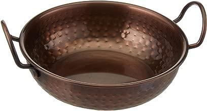 copper balti dish