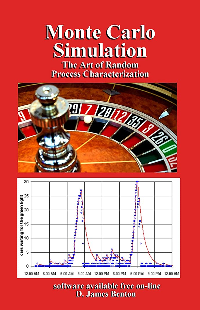 閉塞素晴らしさフレームワークMonte Carlo Simulation: The Art of Random Process Characterization (English Edition)