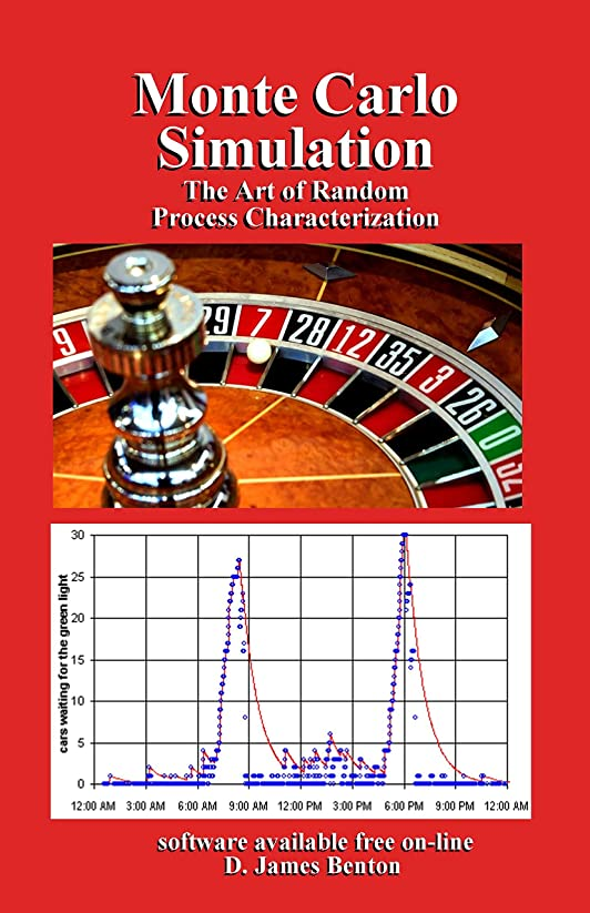 業界石化する塊Monte Carlo Simulation: The Art of Random Process Characterization (English Edition)