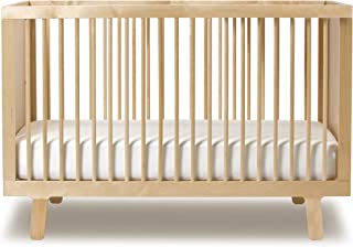 oeuf rhea crib walnut