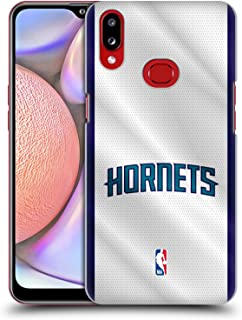 Official NBA Jersey Charlotte Hornets Hard Back Case Compatible for Samsung Galaxy A10s (2019)
