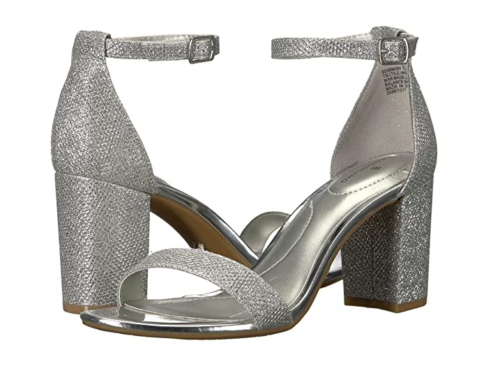 Bandolino  Armory (Silver Glamour Nu Glamour Material) Womens Sandals