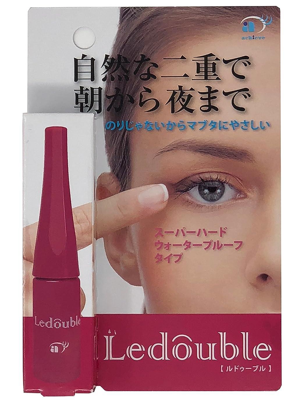 投獄アルコーブ進むLedouble [ルドゥーブル] 二重まぶた化粧品 (4mL) 限定200%増量