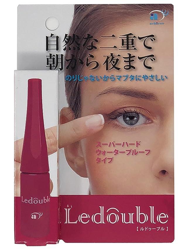 かすかな放棄された太鼓腹Ledouble [ルドゥーブル] 二重まぶた化粧品 (4mL) 限定200%増量